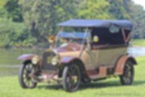 Opel 8/22 PS - 1914