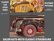Salon Auto Moto Classic Strasbourg
