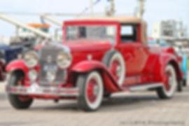 Cadillac 353 Convertible Coupé - 1931