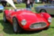 Maserati A6 GCS-53 - 1953