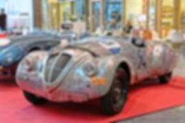 Lancia Aprilia Pagani Zagato - 1938
