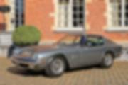 Maserati Mistral 4000 Coupé by Frua - 1966