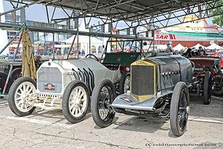 Blitzen Benz & Maybach Spezialrennwagen