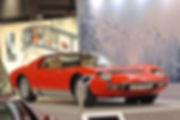 Lamborghini Miura P400 S - 1970
