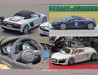 2015-Audi R8 Spyder