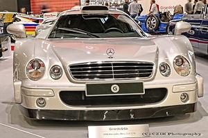 Mercedes-Benz CLK GTR - 1998