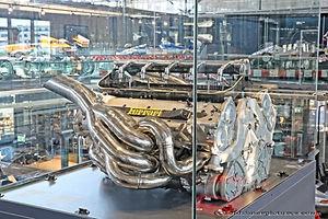 Ferrari F1 engine 2000