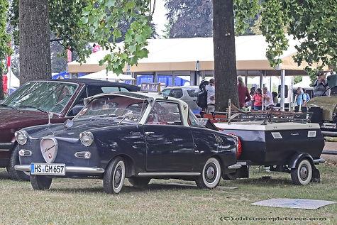 Goggomobil TS Coupé - 1957