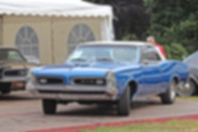 Pontiac GTO 6.5 Litre Convertible - 1966