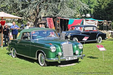 Mercedes-Benz 220S Cabriolet - 1957 - MB 300 D - 1960