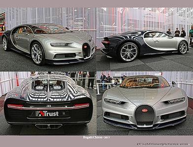 2017-Bugatti Chiron