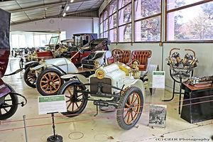 Sizaire et Naudin Type F - 1908