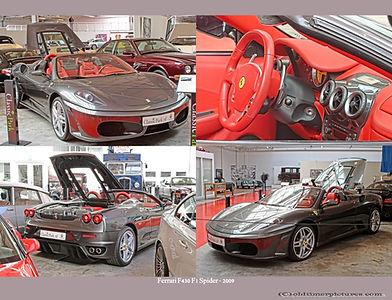 2009-Ferrari F430 F1 Spider