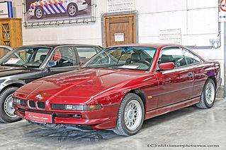 BMW 850iA - 1991