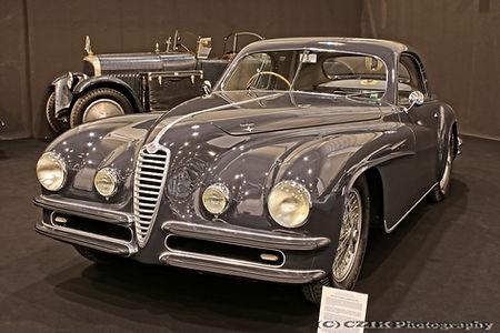 Alfa Romeo 6C 2500 SS Touring 1948
