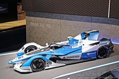 BMW Formula E Racer