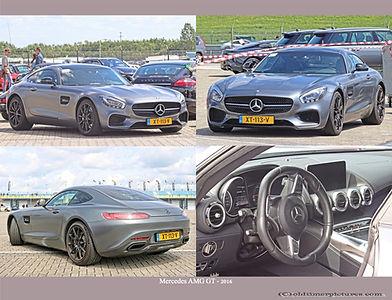 2016-Mercedes AMG GT