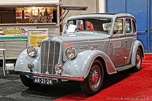 Morris 14/6 Series III - 1937