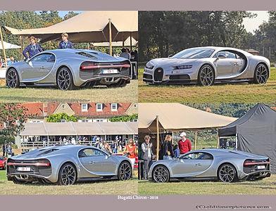 2018-Bugatti Chiron