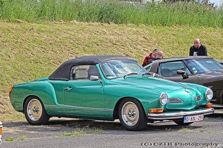 VW_Karmann Ghia Cabriolet - 1972