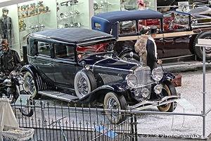Duesenberg Straight 8 Sedan - 1934