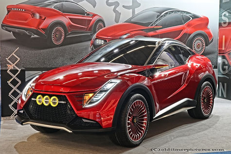 Sanyuan Concept Car
