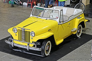 Willys-Overland Jeepster - 1949
