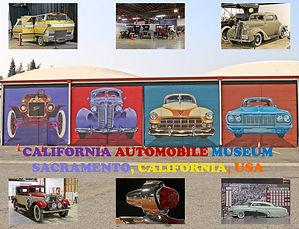 California Automobile Museum Sacramento