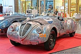Lancia Aprilia Pagani Zagato -1938