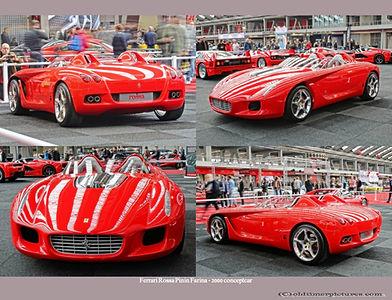 2000-Ferrari Rossa Pinin Farina 2000