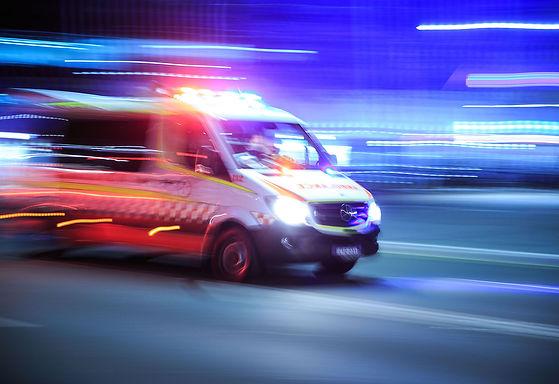 Medic Dispatch Ambulance Response