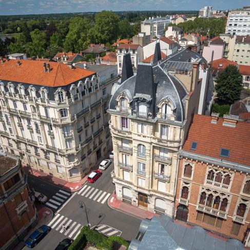 Les Villas Art Déco de Vichy