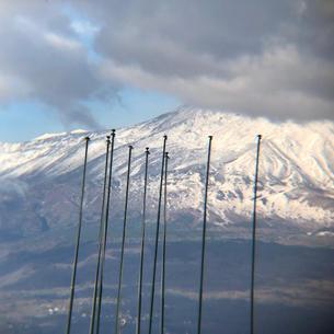 Mt. Etna's majesty