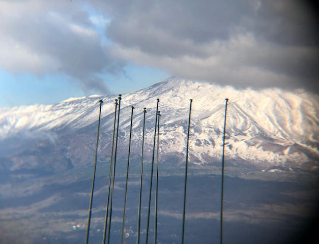 Mt. Etna's majesty