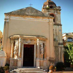 Church of Saint Pancrazio