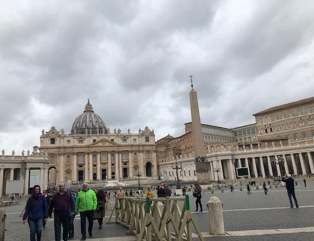 St. Peter's Square 3