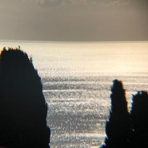 Telescopic View of the Sea