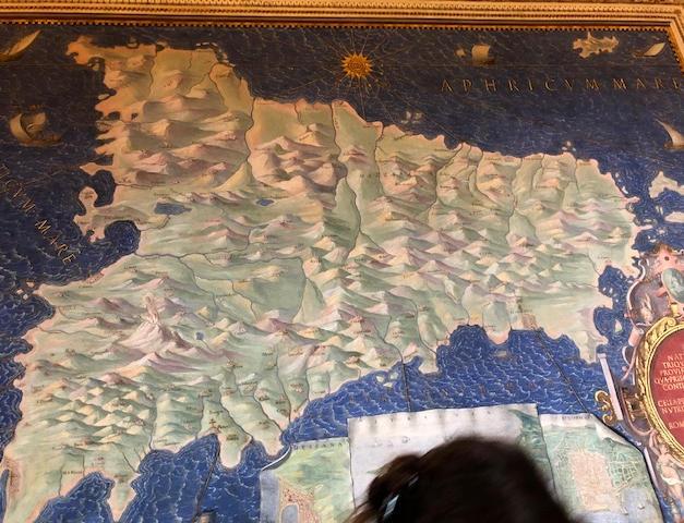 Mosaic of Sicily