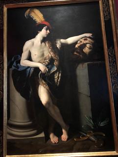 David with Head of Goliath Guido Reni 16