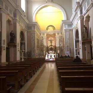 Inside St. Anna's