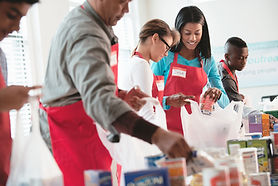 The Trussell Trust aims to end UK hunger and poverty through food banks, support and campaigns.