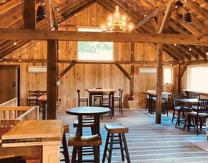 Three Creeks Winery, Tasting Room