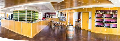 Chrysalis Vineyards, Tasting Room