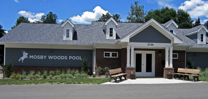 Mosby Woods Pool House