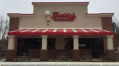 Freddy's Frozen Custard & Steakburgers - Fredericksburg, Virginia (Cowan Crossing)