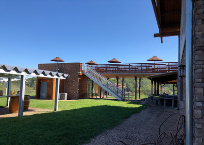 Chrysalis Vineyards, Bread & Pizza Oven Addition