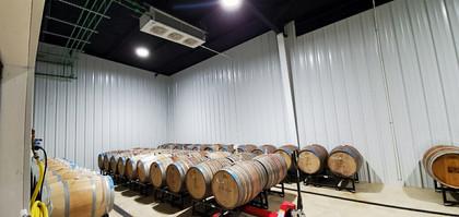 Three Creeks Winery, Production Facility
