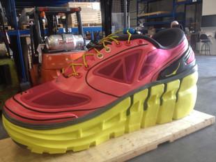 Huge Shoe Prop