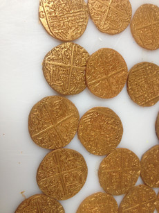 Fake Pirate Coins