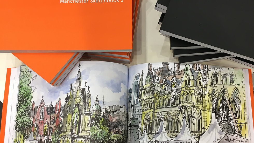 Manchester Sketchbook 2